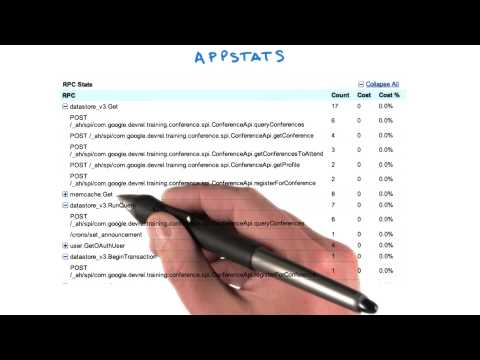 AppStats - Developing Scalable Apps with Java thumbnail