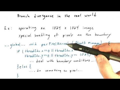 Thread Divergence in the Real World Part1 - Intro to Parallel Programming thumbnail