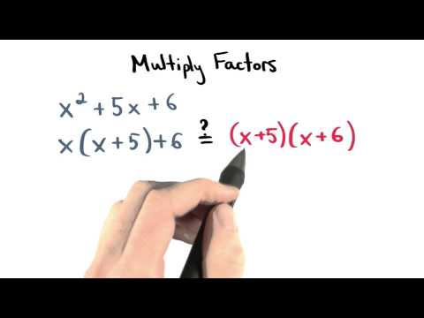 Multiply Factors - Visualizing Algebra thumbnail