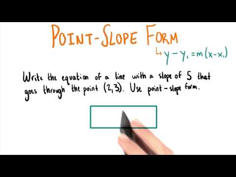 020-58-Equation In Point Slope Form thumbnail