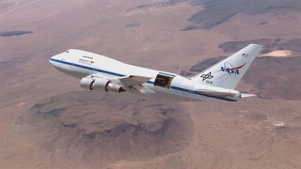 Jumbo Jet Astronomy | Morrison Planetarium thumbnail