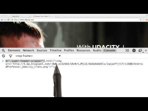 Hacking Udacity Solution - JavaScript Basics thumbnail