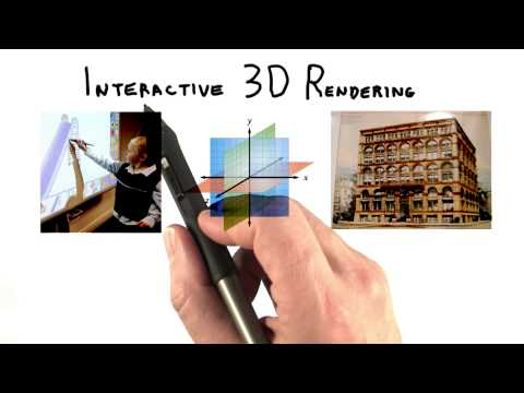Interactive 3D Rendering thumbnail