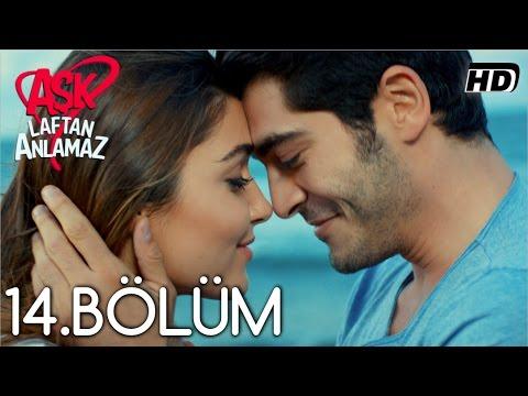 Aşk Laftan Anlamaz 14 Bölüm ᴴᴰ English subtitle