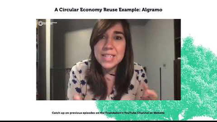 A Circular Economy Reuse Example: Algramo