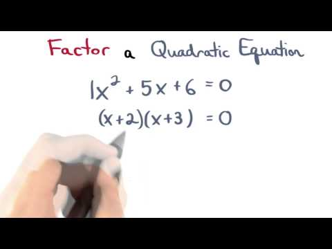 Factors that Multiply to Zero - Visualizing Algebra thumbnail