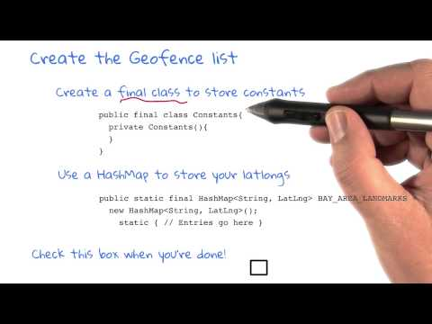 04-27 Create the Geofence List thumbnail