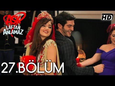 Aşk Laftan Anlamaz 27 Bölüm ᴴᴰ with subtitles | Amara