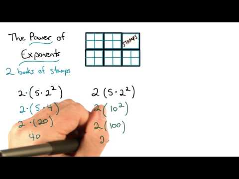 Priority of Powers - Visualizing Algebra thumbnail