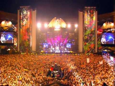Elton John & Queen - The Show Must Go On - Freddie Mercury Tribute Concert thumbnail