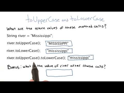 To Upper Case and To Lower Case thumbnail