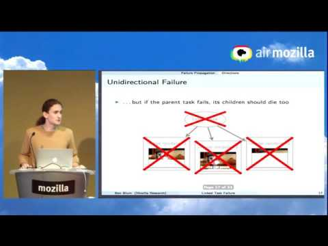Intern Presentation: Parallel Programming with Failure in Rust thumbnail