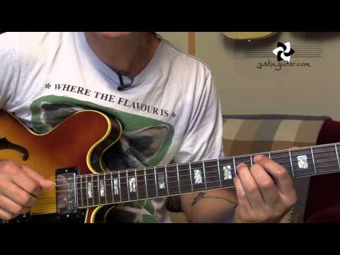 Jazz Standard: Blue Bossa - Chords - Kenny Dorham (Guitar Lesson JA-540) thumbnail