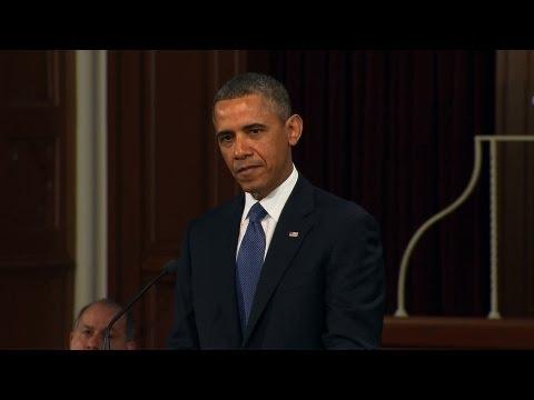 Watch President Obama's Remarks at Boston Interfaith Service thumbnail