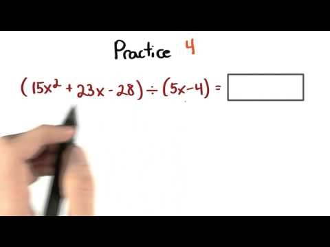 Long Division Polynomials 4 - Visualizing Algebra thumbnail