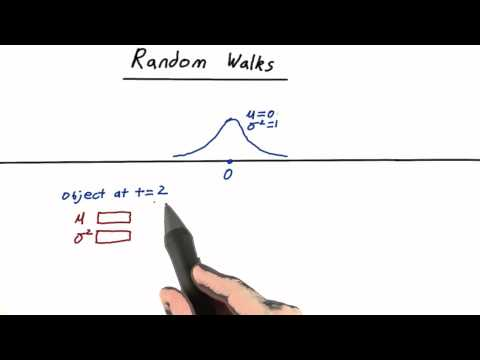 Random Walk 2 - Intro to Statistics thumbnail