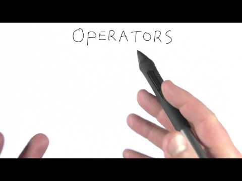 Operators - Data Wranging with MongoDB thumbnail