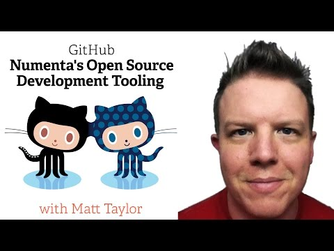 Webinar • Numenta's Open Source Development Tooling with GitHub thumbnail