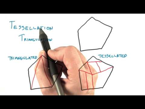 Triangulation and Tessellation - Interactive 3D Graphics thumbnail