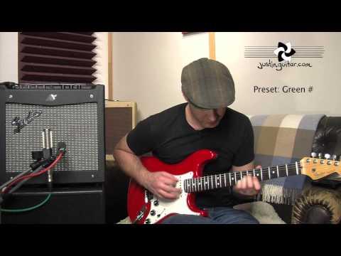 Fender Mustang I Amplifier (Guitar Lesson Review GG-602) thumbnail
