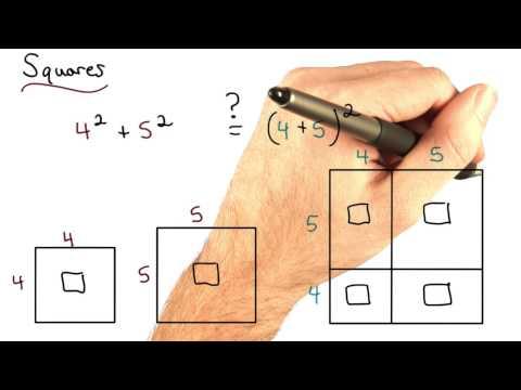 Area of Squares - Visualizing Algebra thumbnail