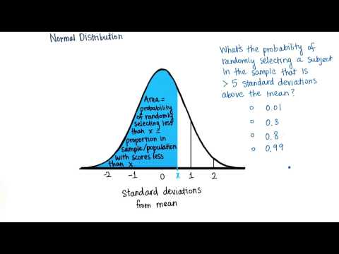 Probability Greater - Intro to Descriptive Statistics thumbnail