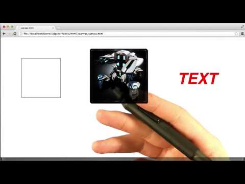 What is canvas - HTML5 Game Development thumbnail