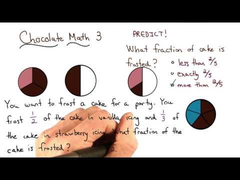 Chocolate Problem - Visualizing Algebra thumbnail