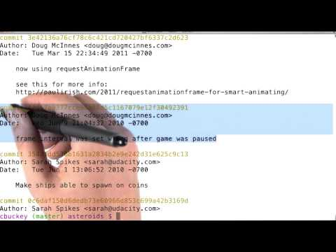 Merging on the Command Line - How to Use Git and GitHub thumbnail