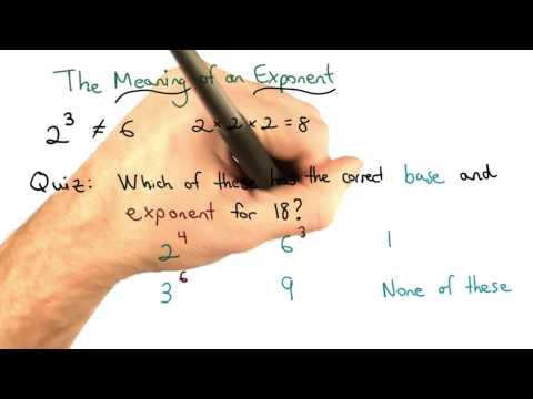 exponents - Visualizing Algebra thumbnail