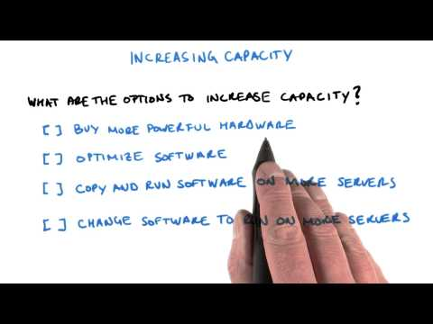 Increasing Capacity - Developing Scalable Apps with Java thumbnail