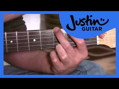 Notes In The Open Position (Guitar Lesson BC-171) Guitar for beginners Stage 7 thumbnail
