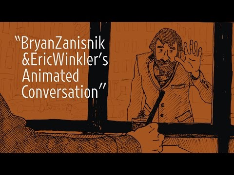 "Bryan Zanisnik & Eric Winkler's Animated Conversation   ART21 ""New York Close Up"" thumbnail"