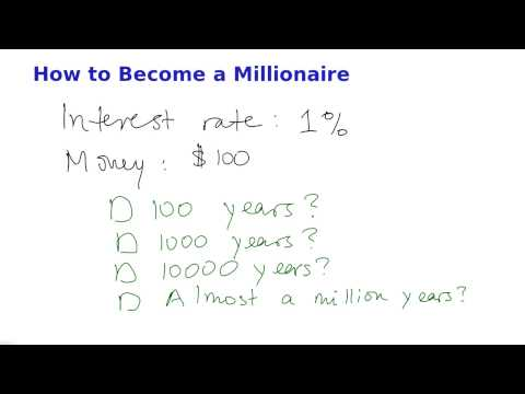 11-03 How to Become a  Millionaire thumbnail