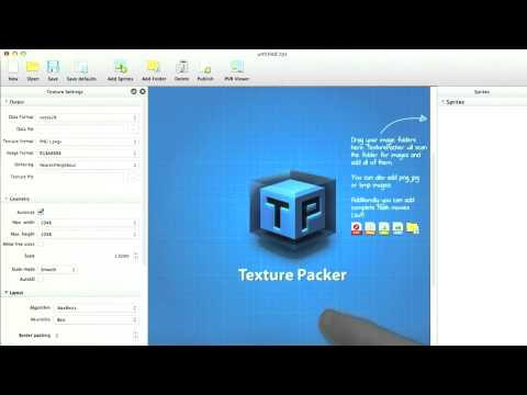 Texturepacker - HTML5 Game Development thumbnail