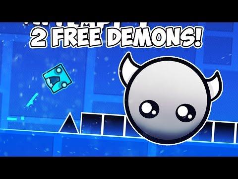 ultra very easy demons! en geometry dash 2 1!