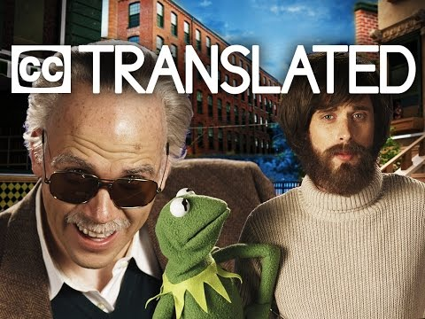 [TRANSLATED] Jim Henson vs Stan Lee. Epic Rap Battles of History. [CC] thumbnail