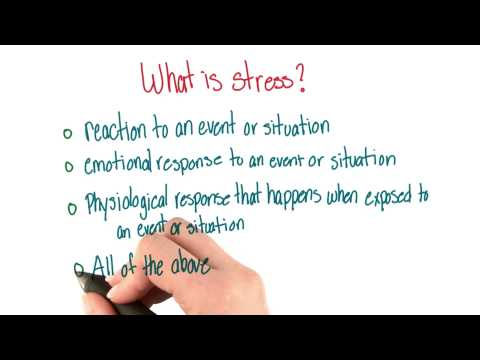 What is stress - Intro to Psychology thumbnail