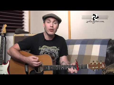 A Girl Like You - Edwyn Collins (Easy Beginners Song Guitar Lesson BS-201) thumbnail