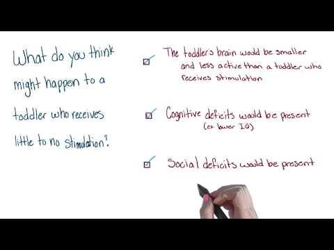 Toddler without stimulation thumbnail
