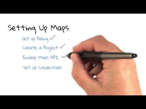 Setting up Maps thumbnail