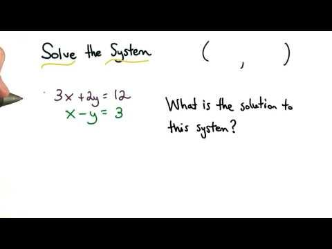 Elimination Practice ma006 lesson4.4 thumbnail