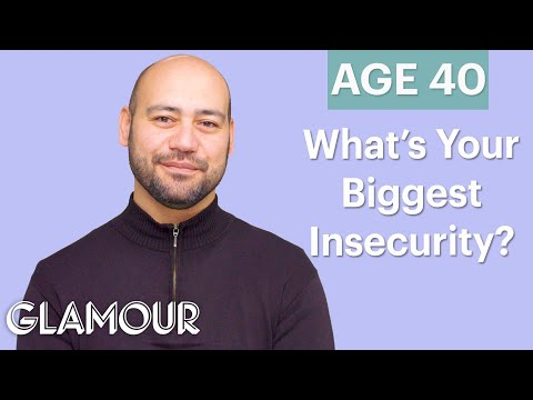 Men Ages 5-75: What's Your Biggest Insecurity? | Glamour thumbnail