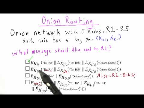 Onion Routing - Applied Cryptography thumbnail