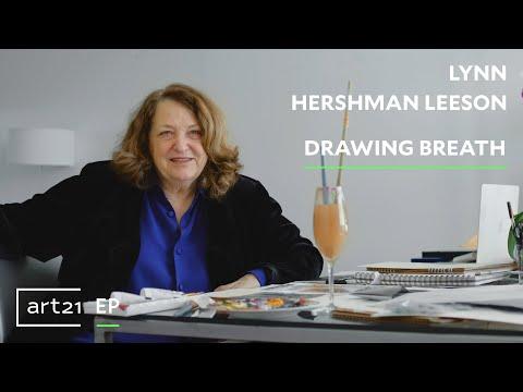 "Lynn Hershman Leeson: Drawing Breath | Art21 ""Extended Play"" thumbnail"
