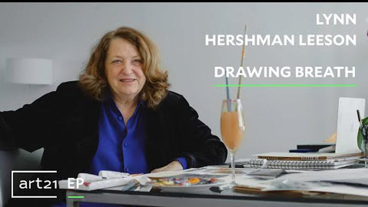 "Lynn Hershman Leeson: Drawing Breath | Art21 ""Extended Play"""
