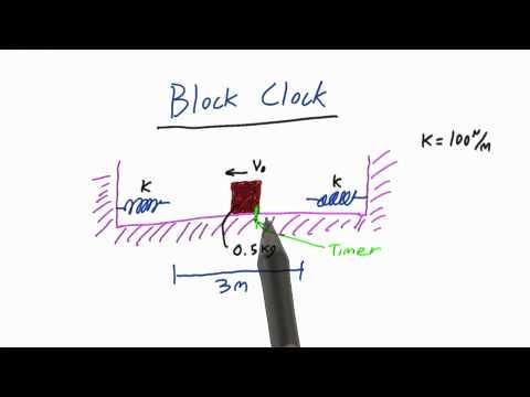 07ps-11 Block Clock thumbnail