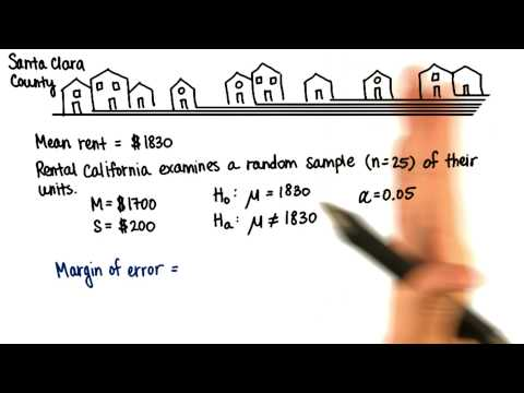 Rent - Margin of Error - Intro to Inferential Statistics thumbnail