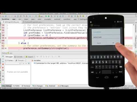 Debug Breakpoints - Developing Android Apps thumbnail