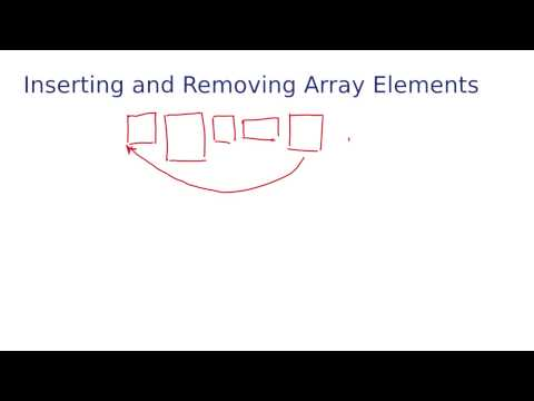 16-24 Inserting and Removing Arrays Continued thumbnail